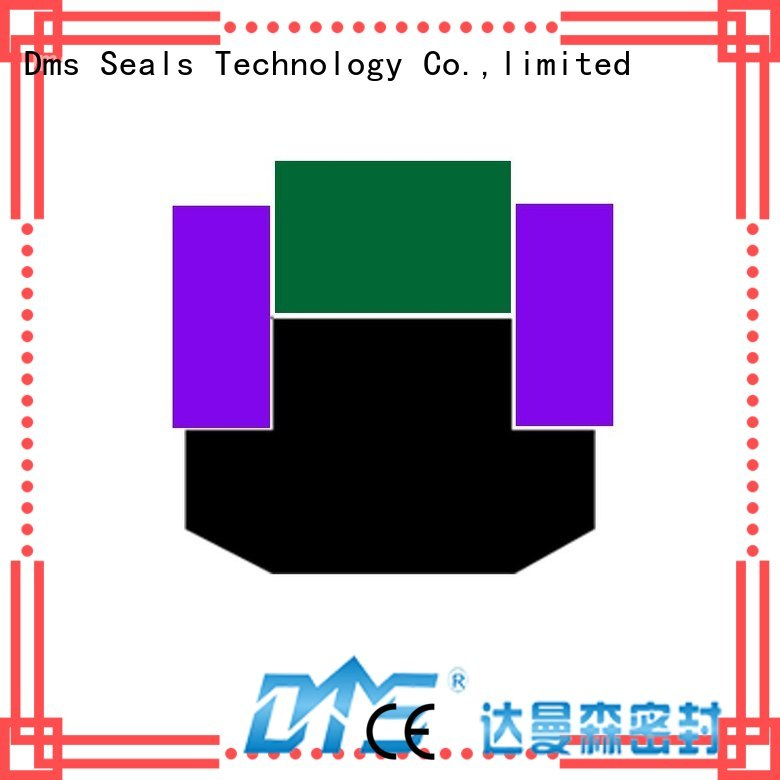 ptfe hydraulic piston seal DMS Seal Manufacturer Brand piston seals supplier