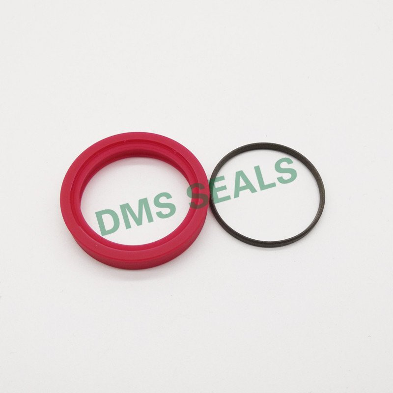 DMS Seal Manufacturer TDI - PTFE Hydraulic Rod Seal with NBR/FKM O-Ring Rod Seals image10