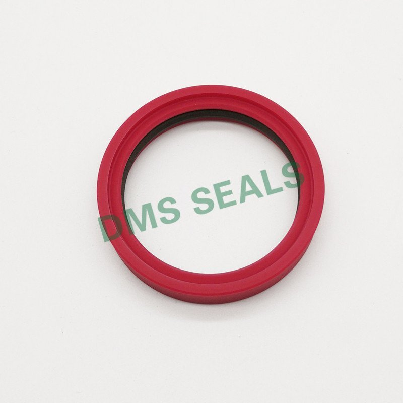 TDI - PTFE Hydraulic Rod Seal with NBR or PU