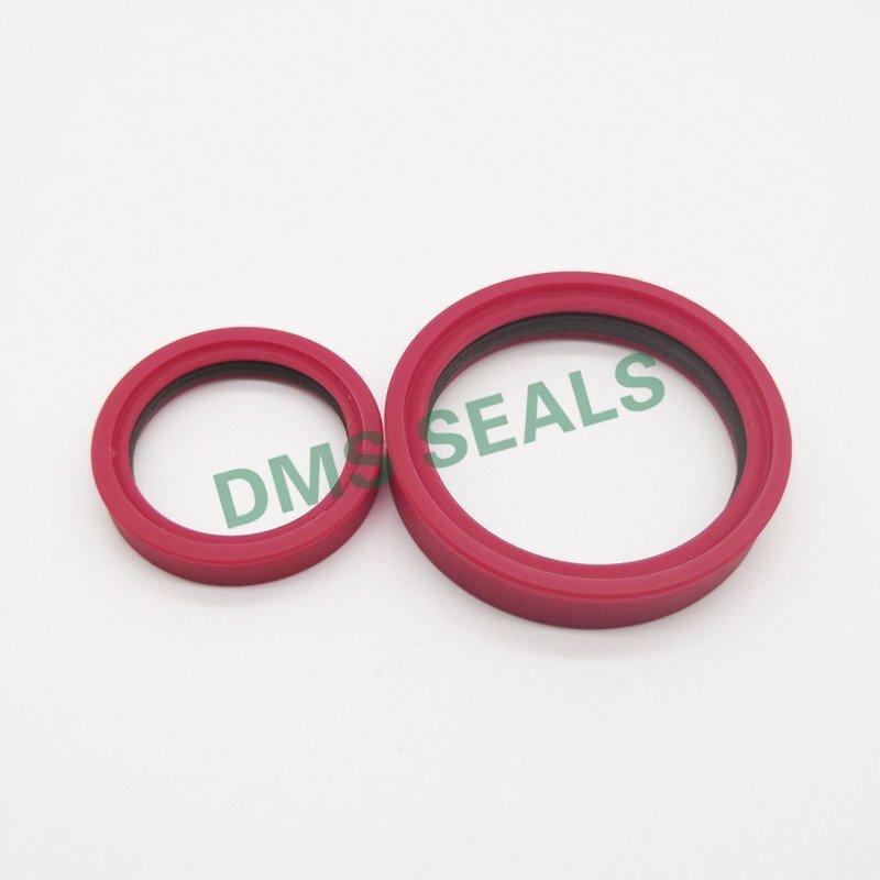 TDI - PTFE Hydraulic Rod Seal with NBR/FKM O-Ring