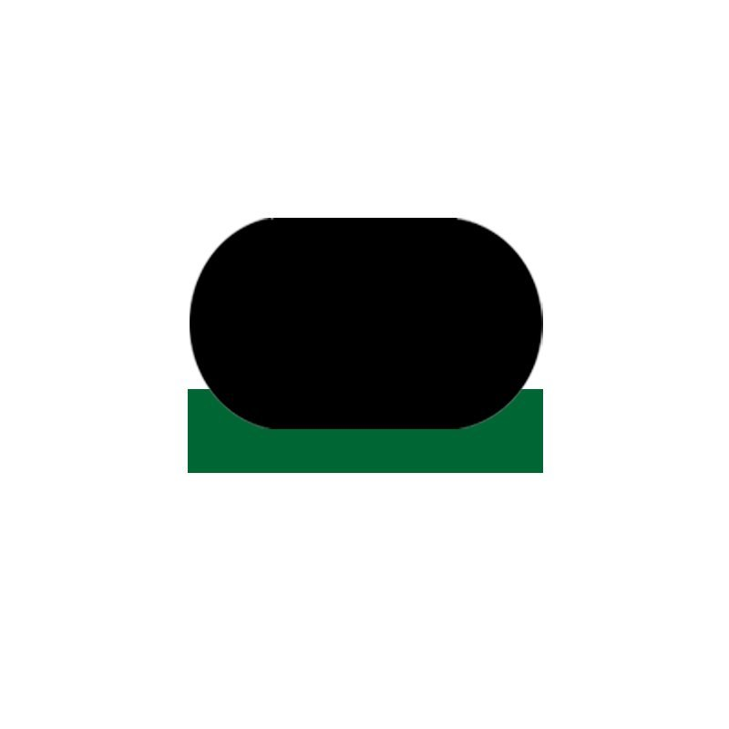 SPNC - PTFE Hydraulic Rod Seal with NBR/FKM O-Ring