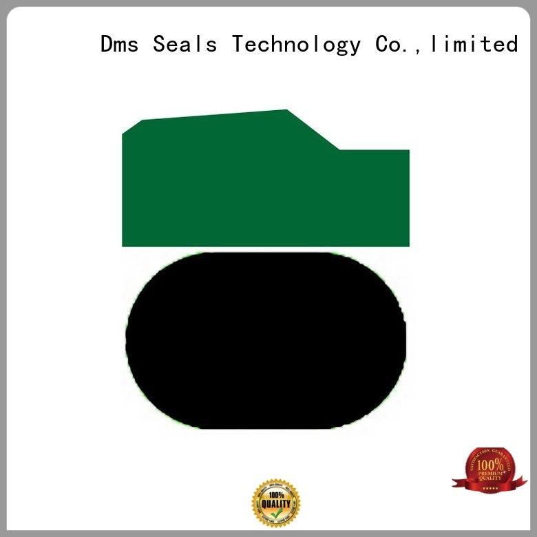 ptfe nbrfkm piston pneumatic piston seals DMS Seal Manufacturer manufacture