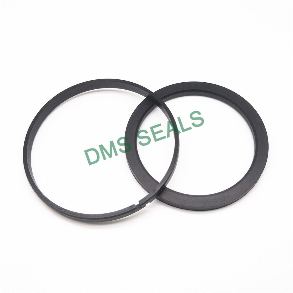 OK - PTFE Hydraulic Piston Seal with NBR/FKM O-Ring