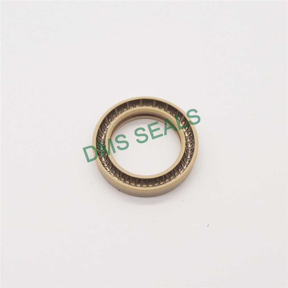 polyphenyl ester Ekonol PHB filled PTFE spring energized seal