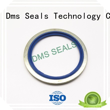 hydraulic Custom oring seal bonded seals DMS Seal Manufacturer ptfe