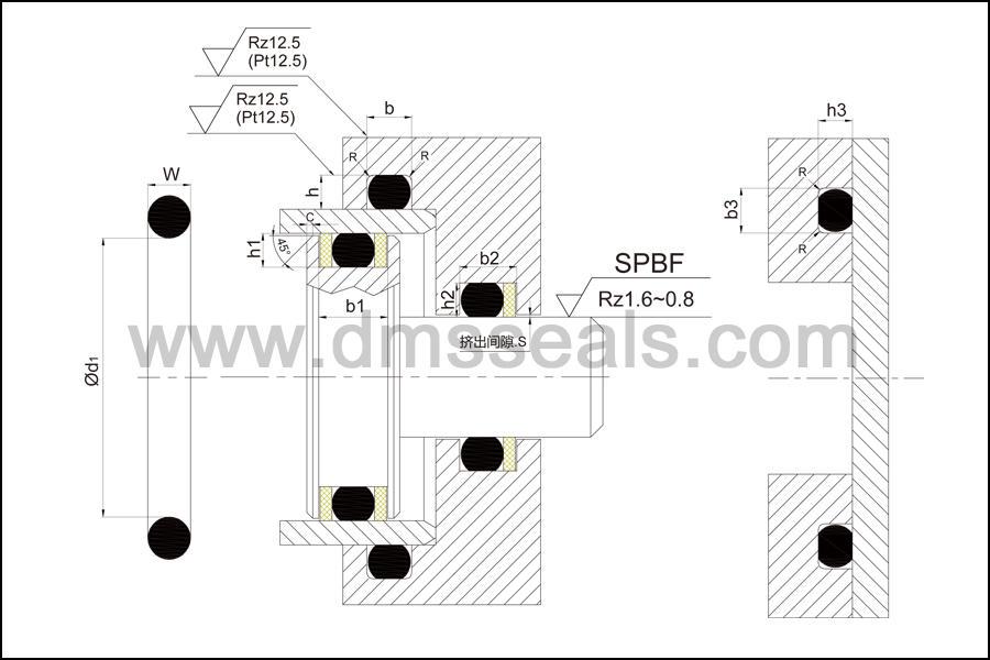 DMS Seal Manufacturer-Manufacturer Of Nbr O-ring Nitrile Rubber Buna-n Oring