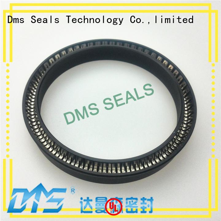 seal ptfe spring energized seals spring DMS Seal Manufacturer Brand