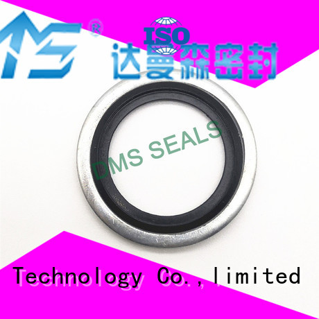 ptfe oring hydraulic seal bonded seals DMS Seal Manufacturer