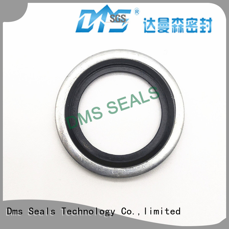 oring seal hydraulic DMS Seal Manufacturer Brand metric bonded seals factory