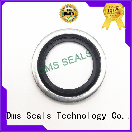 hydraulic ptfe seal metric bonded seals DMS Seal Manufacturer manufacture